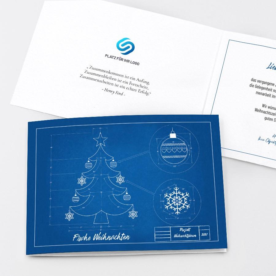 Projekt Weihnachtsbaum