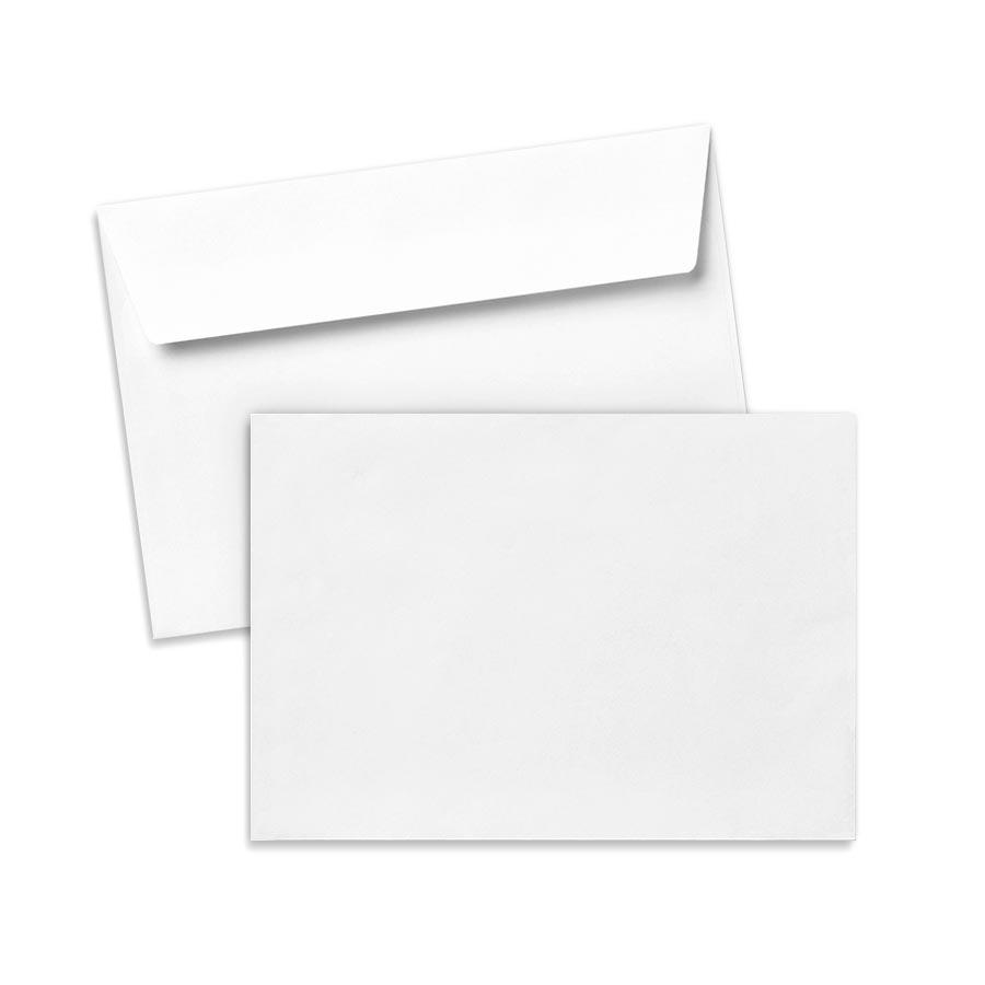 Umschlag für Postkarte, 162 x 114 mm