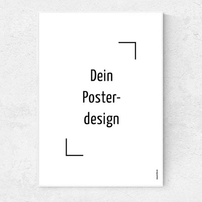 Blanko Poster