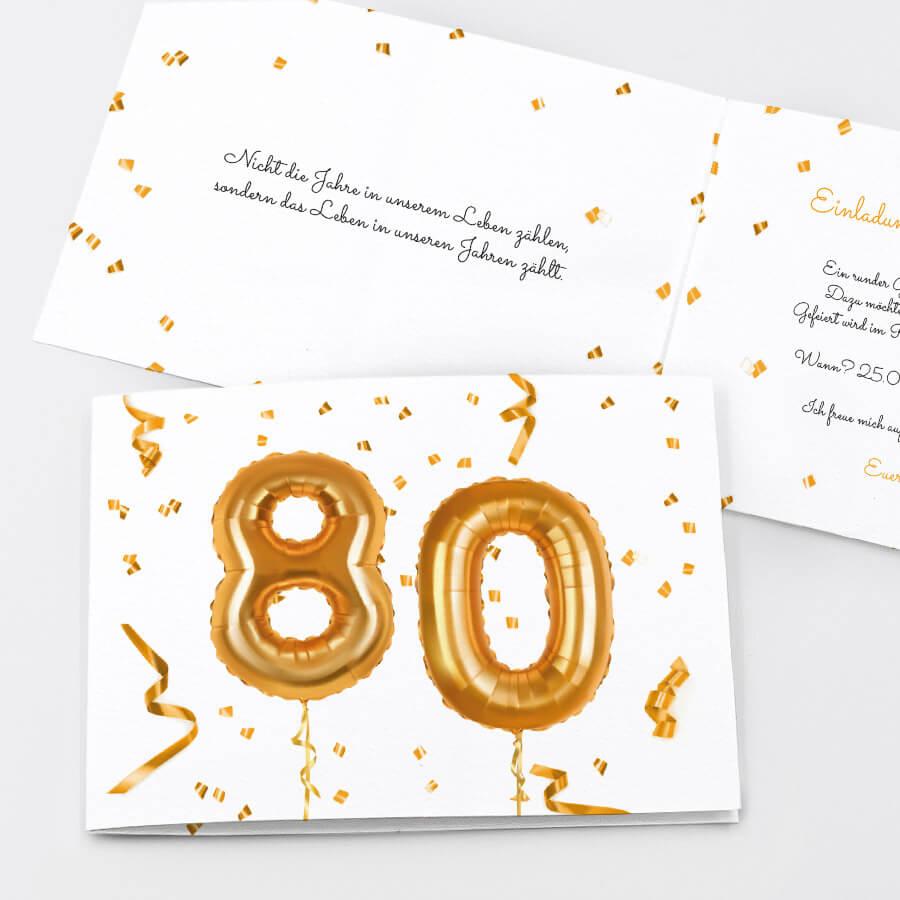 Goldene Achtzig