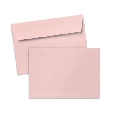 Umschlag für Postkarte Rosa, 162 x 114 mm