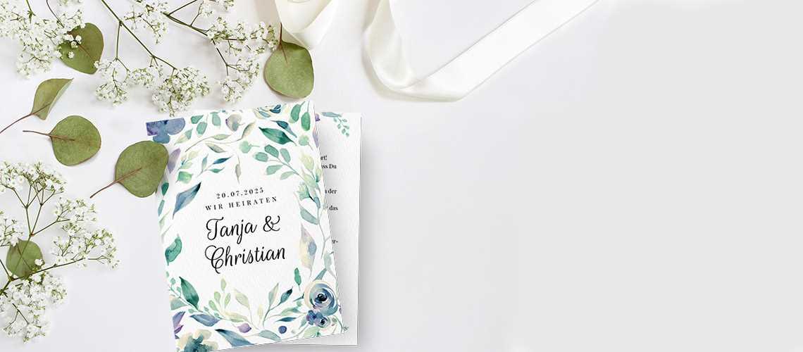 Hochzeitskarten Online Individuell Gestalten Printkiss