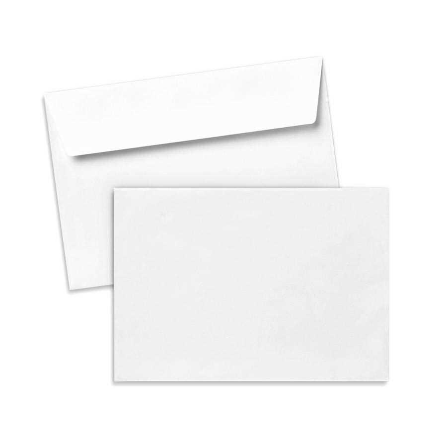 Umschlag für Postkarten