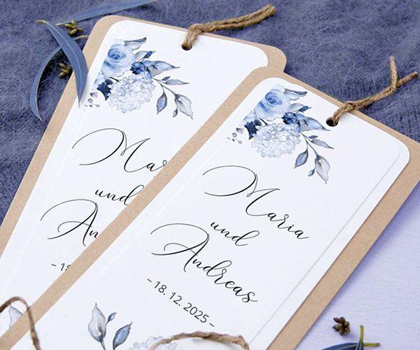 Kollektion Blue Flower