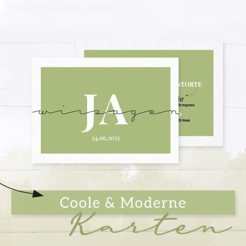 Cool & Modern