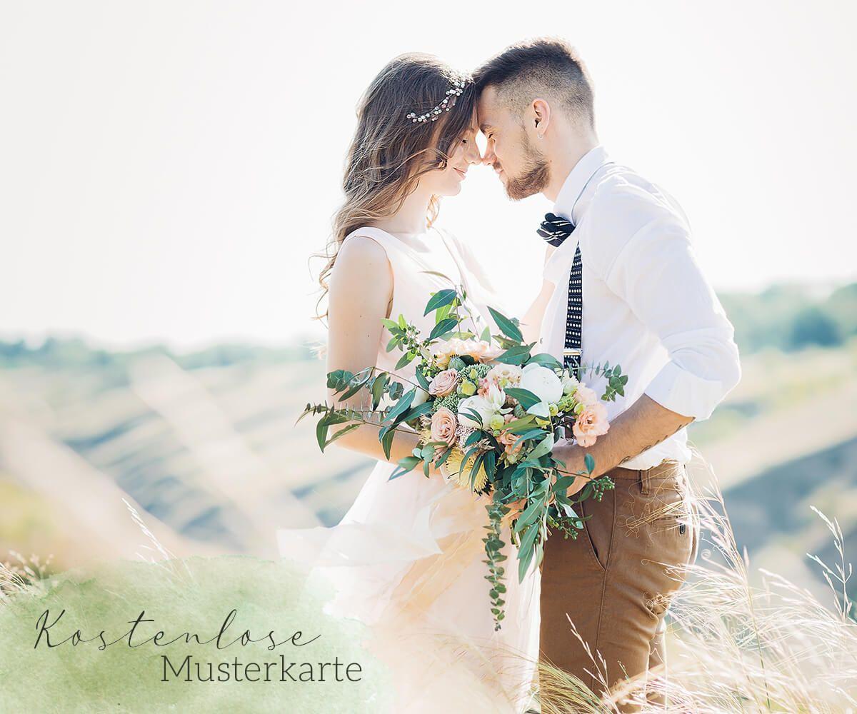 Hochzeitseinladungen Frühling
