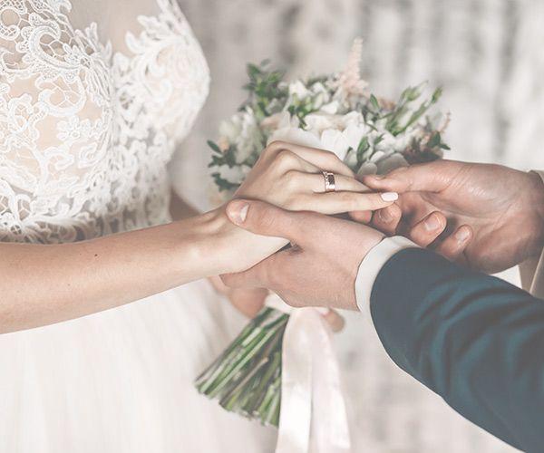 Kirchenheft Hochzeit           width=