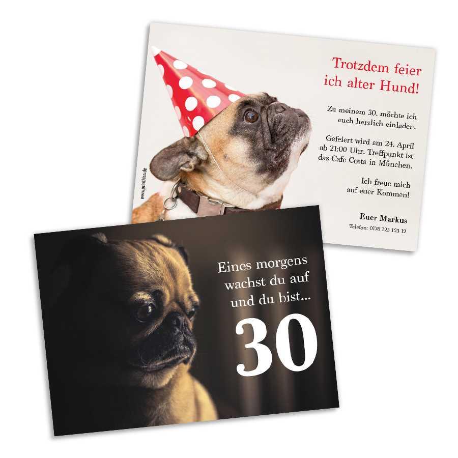 Entdecke Geburtstagseinladungen