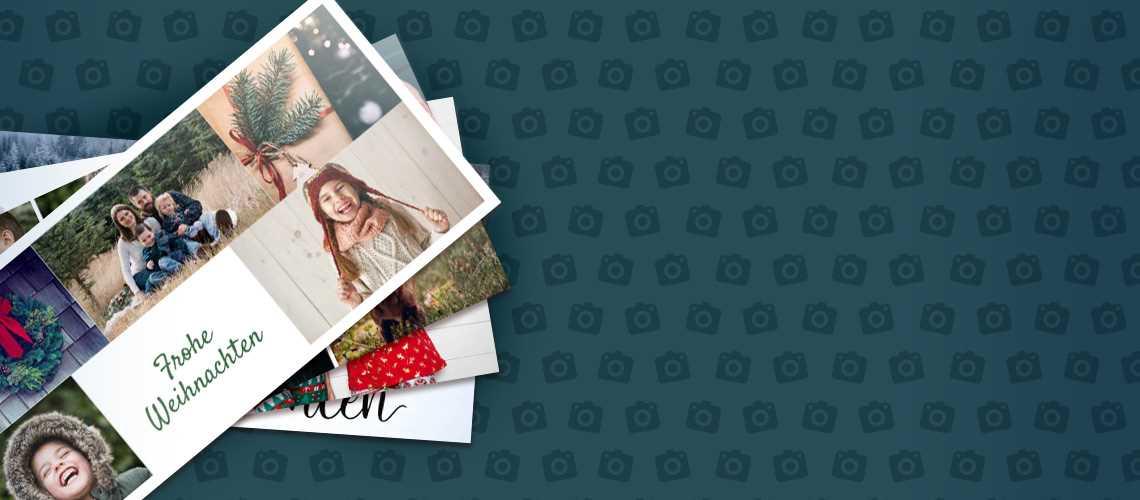 Weihnachtskarten Mit Eigenem Bild.Weihnachtskarten Mit Foto Zum Selbst Designen Printkiss