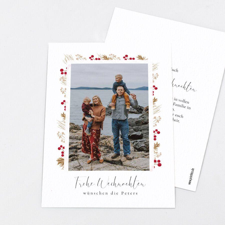 Entdecke Weihnachtskarten